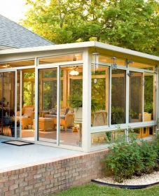 Véranda Bois Prix : Front Veranda Design Ideas