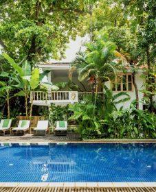 Veranda Jean Blanc | La Veranda Kep Kambodscha