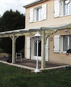 Avis veranda du jura par fabrication veranda bois