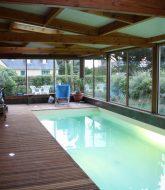 Veranda Bois Luxe Par Veranda Piscine Interieure Prix