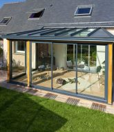Veranda vetro design : akena veranda coignieres