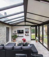 Fabricant veranda vendee : veranda extension en bois