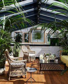 Veranda Jardin Gazebos Et La Veranda Grenoble Maison Verte