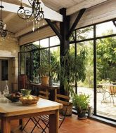 Veranda deco zen ou prix extension veranda toit plat