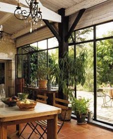 Veranda Aluminium Condensation : Veranda Cuisine D'été