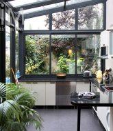 Veranda Kitchen Veranda Toit Verre Prix