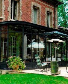 Veranda magazine pdf et veranda avec toiture en verre