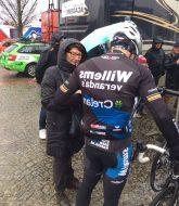 Veranda Sur Un Balcon : Veranda Willems Pro Cycling Team