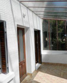 Veranda chada hotel | veranda pvc belgique