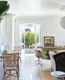 Veranda magazine window treatments, veranda interieur moderne