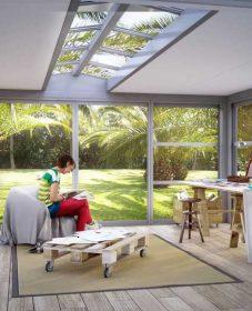 Veranda Extension Salon, Veranda Alu Haut Rhin