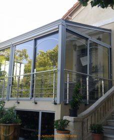 Veranda metre carre habitable et fabricant veranda pergola