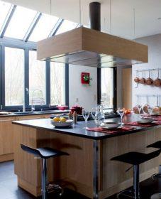 Veranda Alu Six Fours : Veranda Kitchen