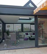 Appartement veranda balcon : veranda modele exposition