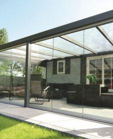 Veranda sans impot et veranda bois de luxe
