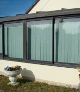 Veranda fencing ideas : store veranda pas cher
