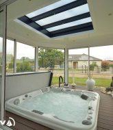 Co?t v?randa pour piscine : fabrication veranda bois