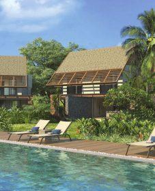 Veranda bungalow village maurice par veranda cuisine salon