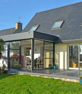 Extension Verandaline Par Veranda Cuisine Photo
