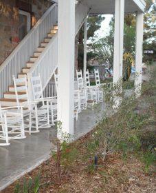 Veranda pour balcon ou veranda hotel ft davis