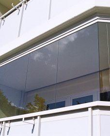 Veranda Au Balcon Veranda En Plexiglas