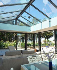 Fabricant veranda cotes d'armor – pergola bioclimatique ou veranda