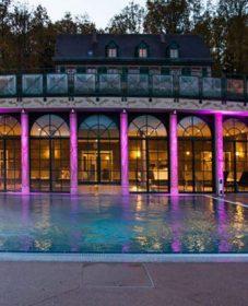 Verand'art Piscine | Veranda Bistro Hotel Geneve