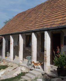 Meaning of veranda in english, veranda semi fermée
