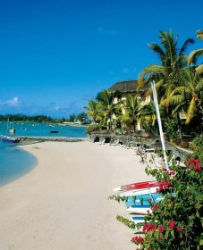 Veranda Voor Garage | Veranda Beach Hotel Mauritius