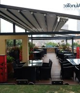 Verandah Country Club Et Retractable Verandah Roof Melbourne