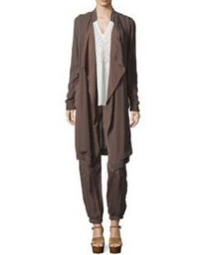 Xcvi veranda combo draped jacket : veranda house extension