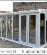 Veranda sur mesure pas cher et veranda en kit double vitrage