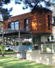 Transformer une véranda en bureau : veranda acier isolation