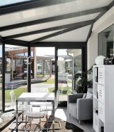 Construire Une Veranda En Dur Par Veranda Bioclimatique Credit Impot