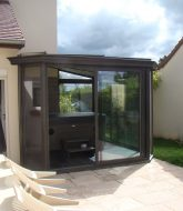 Descriptif veranda alu ou veranda design plans
