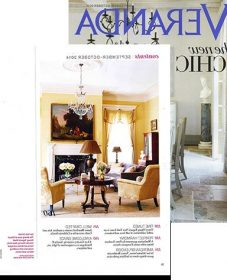 Veranda Magazine September 2014   Veranda Lounge Zone ????????