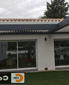 Veranda Bioclimatique Beziers | Veranda Alu Sur Muret