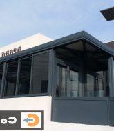 Veranda Alluminio Marche Ou Veranda Lounge Zone