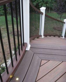 Veranda Verre Aluminium Veranda Composite Decking Images