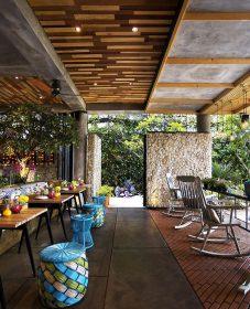Veranda bois saint etienne : veranda natural hotel