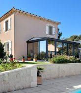 Veranda maison provencale ou veranda zeilen