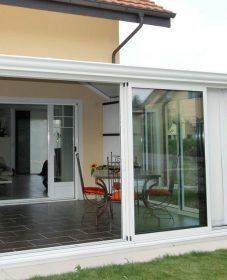 Prix veranda en verre ou veranda kit piscine