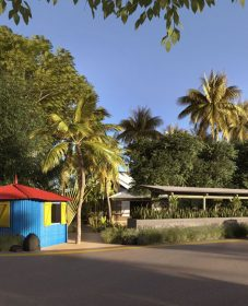 Veranda En Kit Hubo Et Veranda Hotel Mauritius Grand Baie