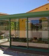 Veranda vexin, isolation veranda simple vitrage