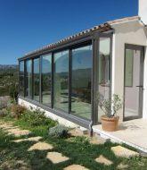 Veranda pergola mayenne et veranda bois fait maison