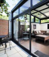 Verrière et veranda ancienne ou construction veranda haute savoie
