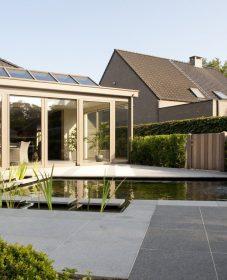 Condo Veranda Design, Veranda Janssens Lier