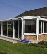 Veranda aluminium toulon, veranda bois var