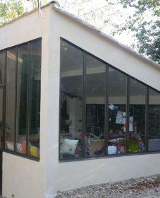 Renovation veranda finistere | veranda abris jardin