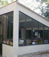 Transformer veranda en verriere | veranda verriere alu